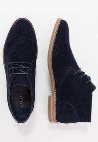 Pier One - Šněrovací boty - blue - 1