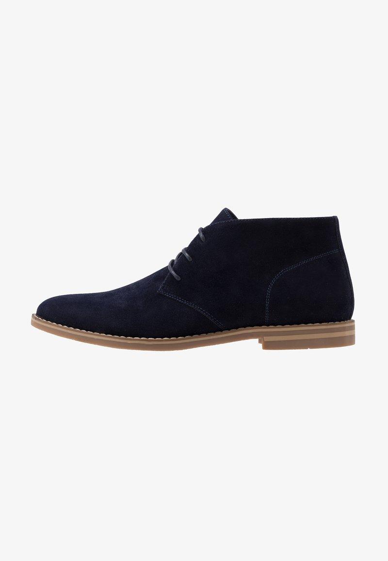 Pier One - Šněrovací boty - blue