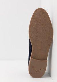 Pier One - Šněrovací boty - blue - 4