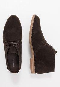 Pier One - Šněrovací boty - brown - 1