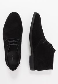 Pier One - Šněrovací boty - black - 1