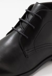 Pier One - Smart lace-ups - black