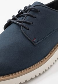 Pier One - Casual lace-ups - dark blue denim - 5