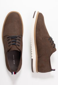 Pier One - Casual lace-ups - brown - 1