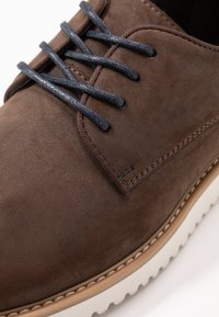 Pier One - Casual lace-ups - brown - 5