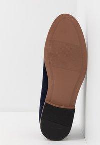 Pier One - Elegantní šněrovací boty - dark blue - 4