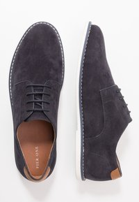 Pier One - Casual lace-ups - dark blue - 1