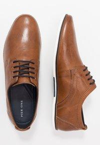 Pier One - Zapatos de vestir - cognac - 1