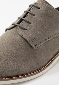 Pier One - Šněrovací boty - grey - 5