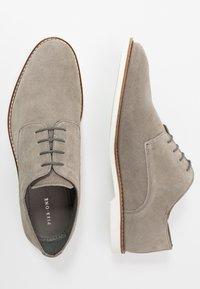 Pier One - Šněrovací boty - grey - 1