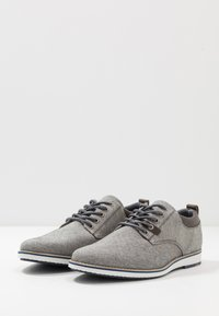 Pier One - Casual lace-ups - grey - 2