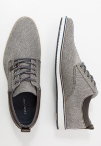 Pier One - Casual lace-ups - grey - 1