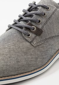 Pier One - Casual lace-ups - grey - 5