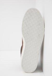 Pier One - Zapatillas altas - cognac - 4