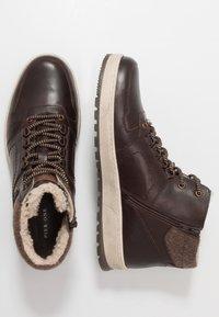 Pier One - Sneakers hoog - brown - 1