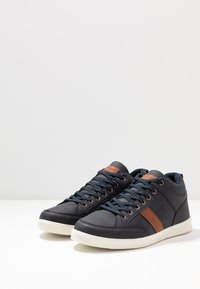 Pier One - Sneakersy niskie - dark blue - 2