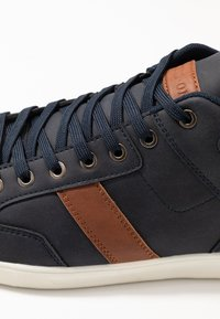 Pier One - Sneakersy niskie - dark blue - 5