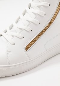 Pier One - Sneakers alte - white - 5