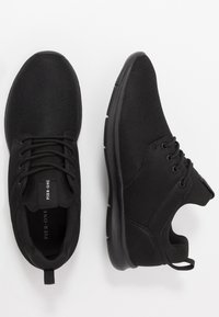 Pier One - Sneakers basse - black - 1