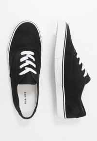 Pier One - Trainers - white/black - 1