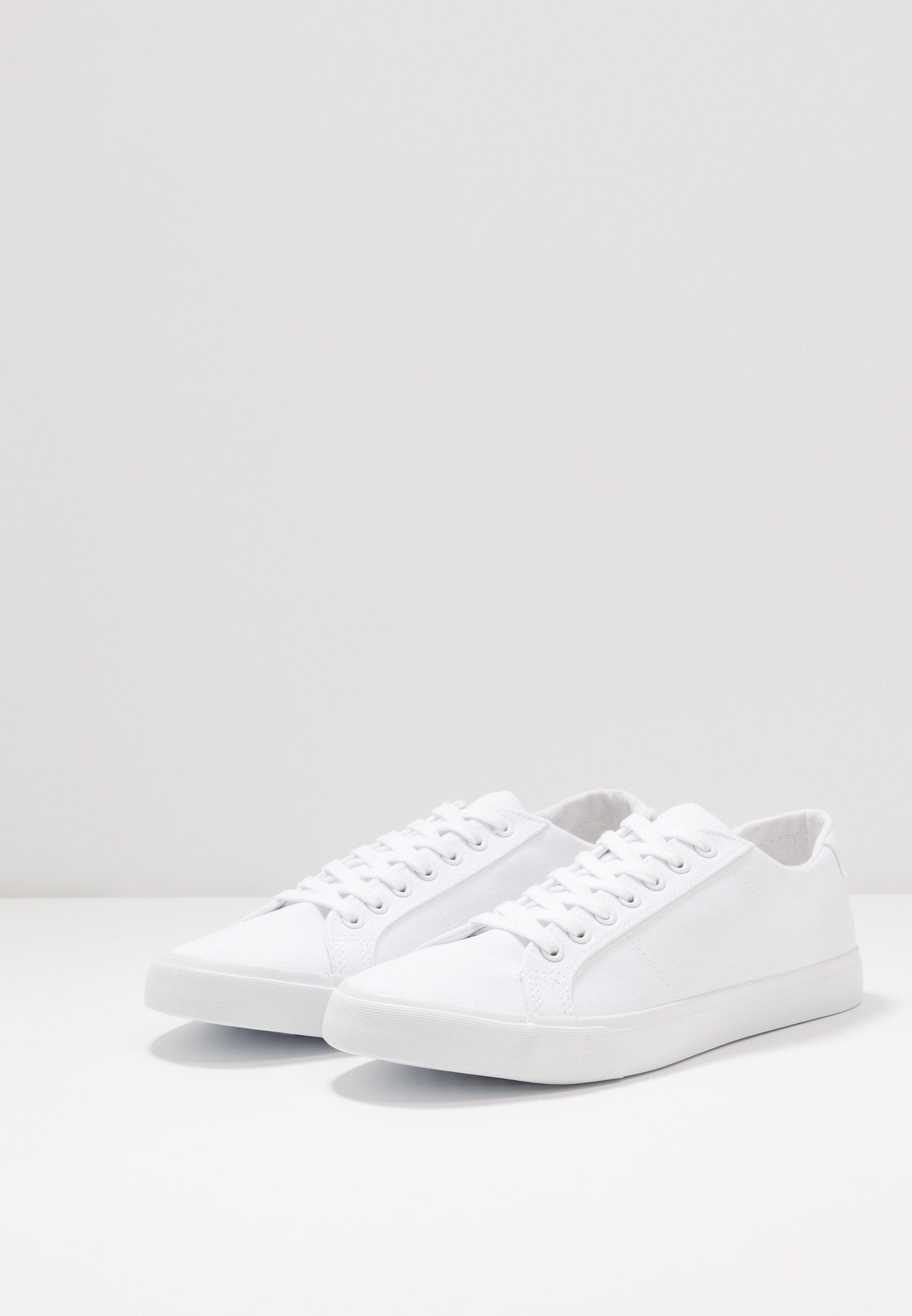 Pier One Sneakersy niskie - white
