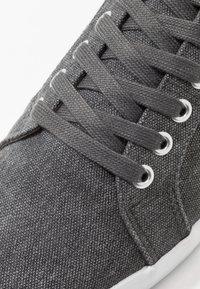 Pier One - Sneakers basse - black - 5