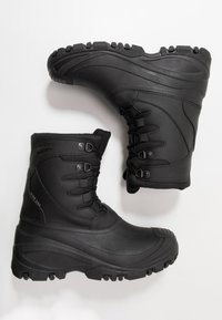 Pier One - Winter boots - black - 1