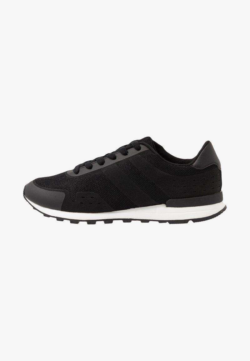 Pier One - Sneakersy niskie - black