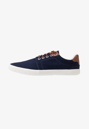 UNISEX - Matalavartiset tennarit - dark blue