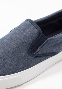Pier One - Nazouvací boty - dark blue - 5