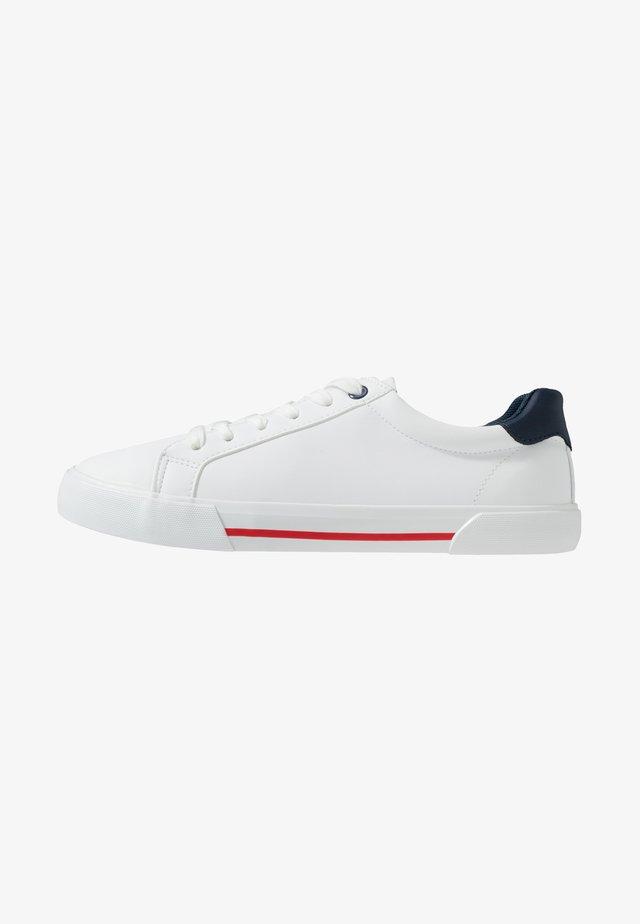 Sneakersy niskie - white