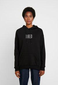 Pier One - Hoodie - black - 3