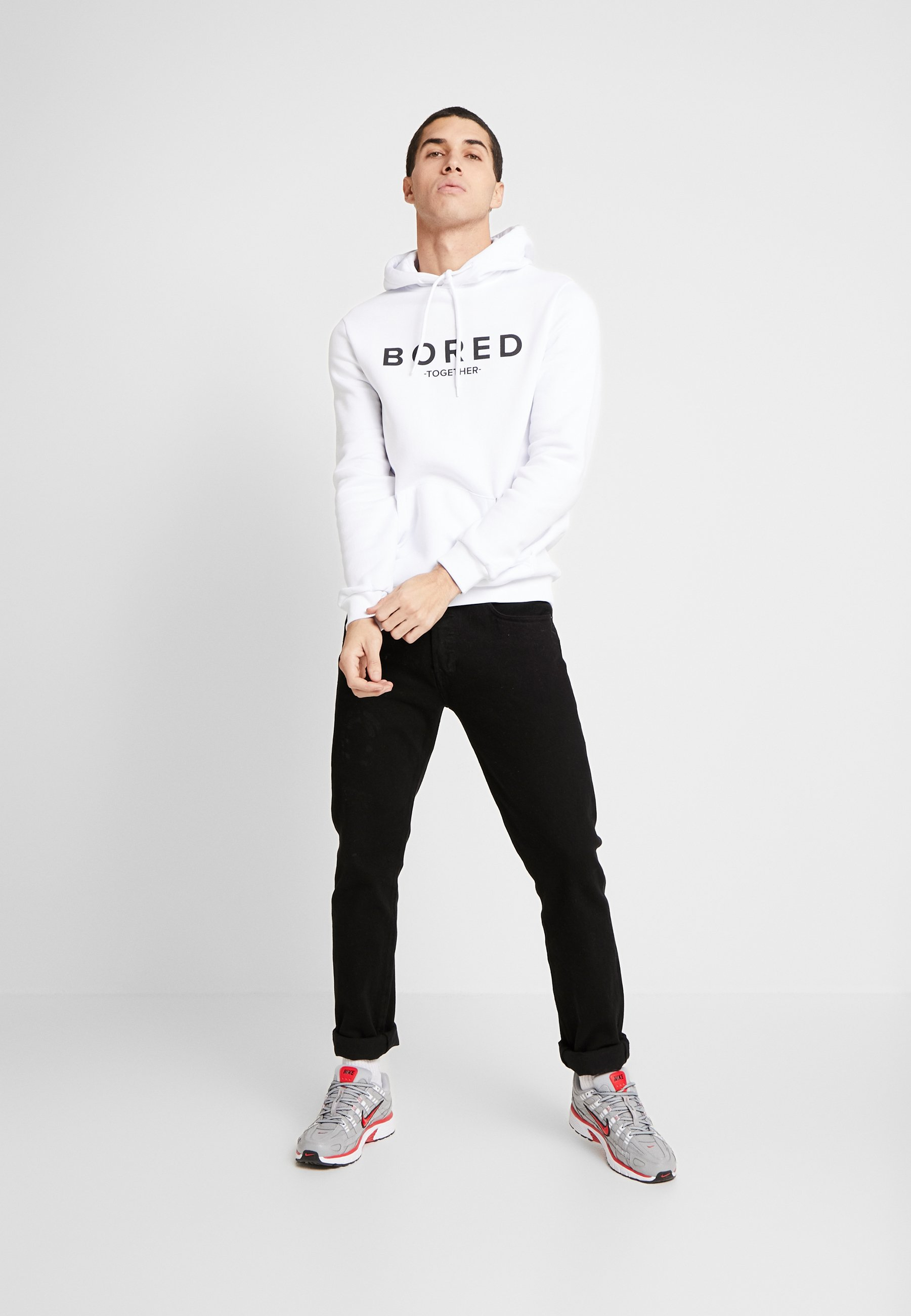 Pier One Hoodie - White