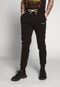 Pier One - Joggebukse - black - 0