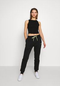 Pier One - Joggebukse - black - 3