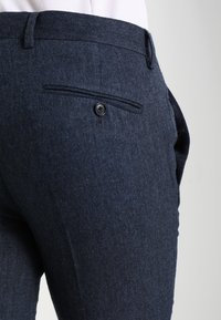Pier One - Kostym - mottled dark blue - 9