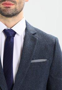 Pier One - Kostym - mottled dark blue - 6