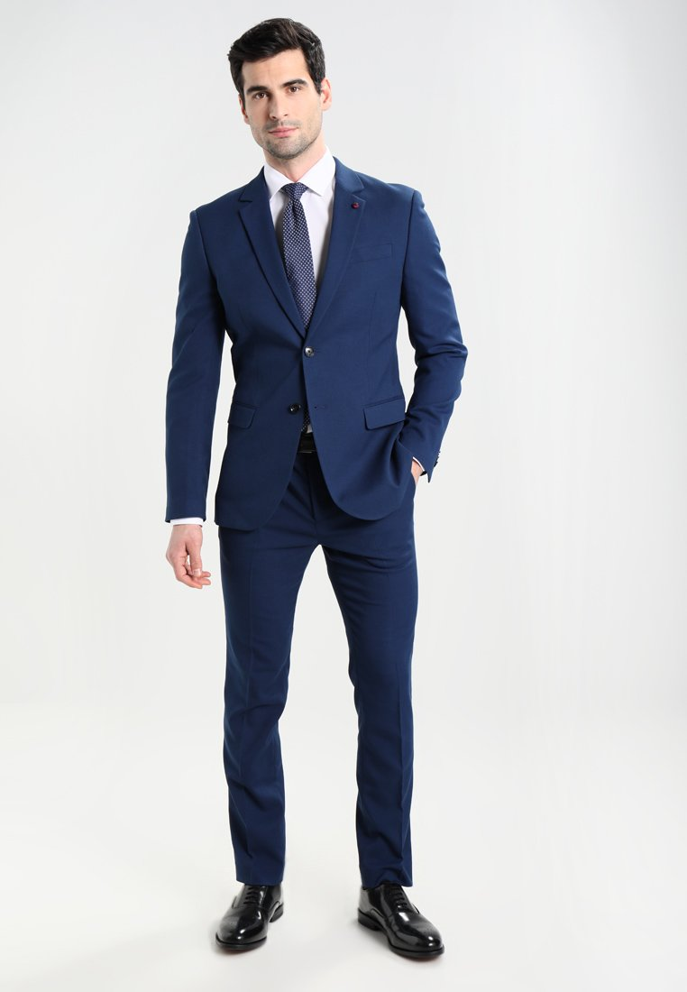 Pier One - Anzug - blue