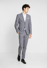 Pier One - Kostuum - grey - 1