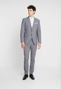 Pier One - Kostuum - grey - 0