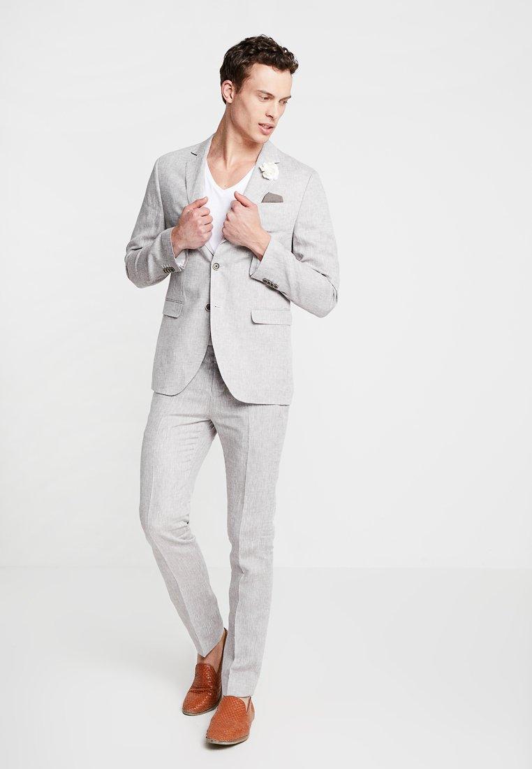 Pier One - Anzug - beige