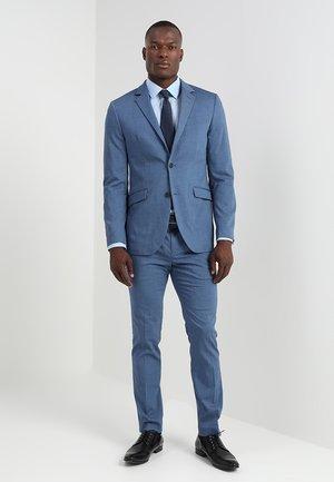 Kostuum - mottled blue