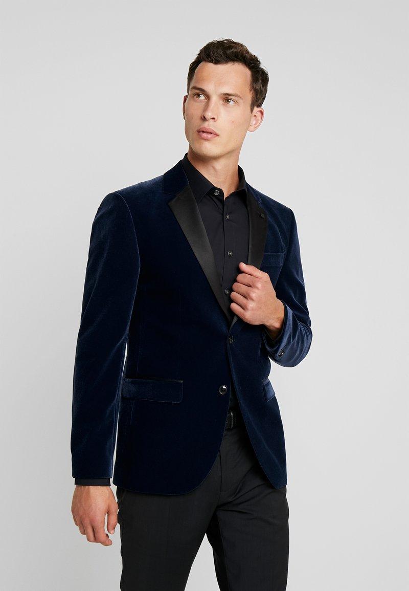 Pier One - Suit jacket - dark blue