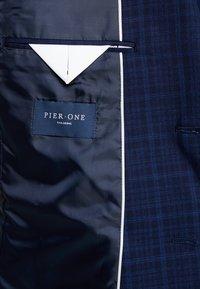 Pier One - Oblek - dark blue - 9