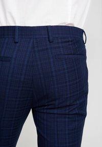 Pier One - Oblek - dark blue - 8