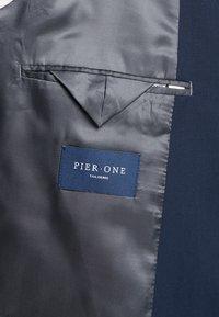 Pier One - Kostym - dark blue - 9