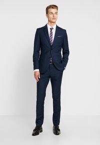 Pier One - Kostym - dark blue - 0