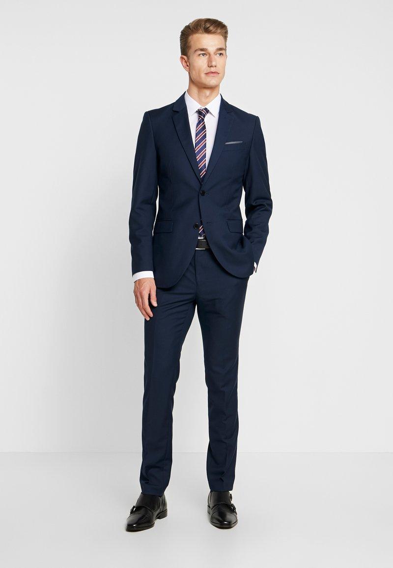Pier One - Kostym - dark blue