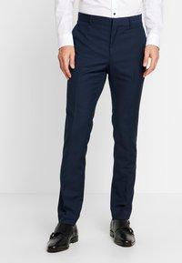 Pier One - Kostym - dark blue - 4