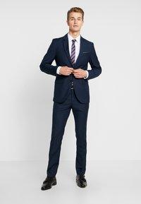 Pier One - Kostym - dark blue - 1